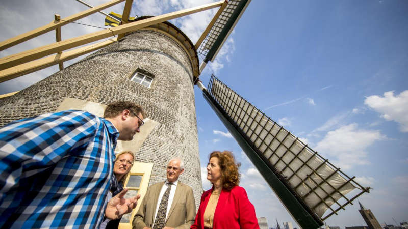 Noordmolen Twickel - Nationale Molendag